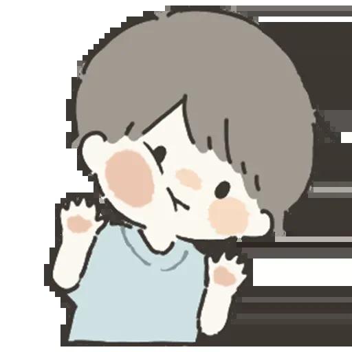 Boii - Tray Sticker