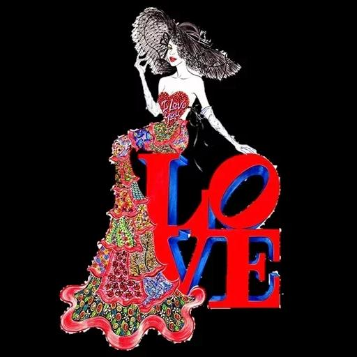 Amor - Sticker 9