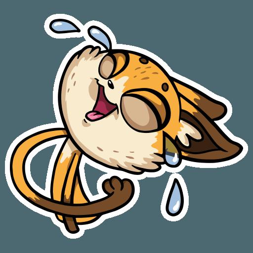 Crimean Foxes - Sticker 7