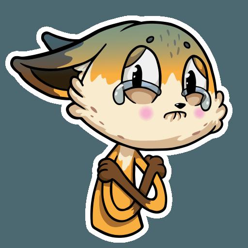 Crimean Foxes - Sticker 13