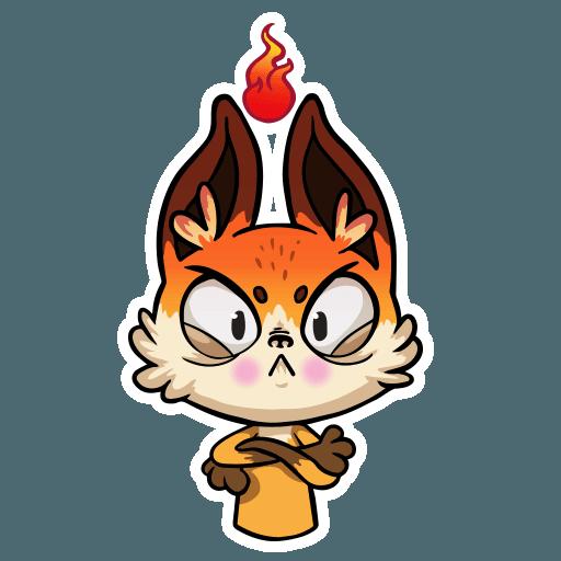 Crimean Foxes - Sticker 14