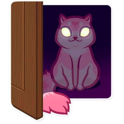 Pussy Cat - Sticker 22