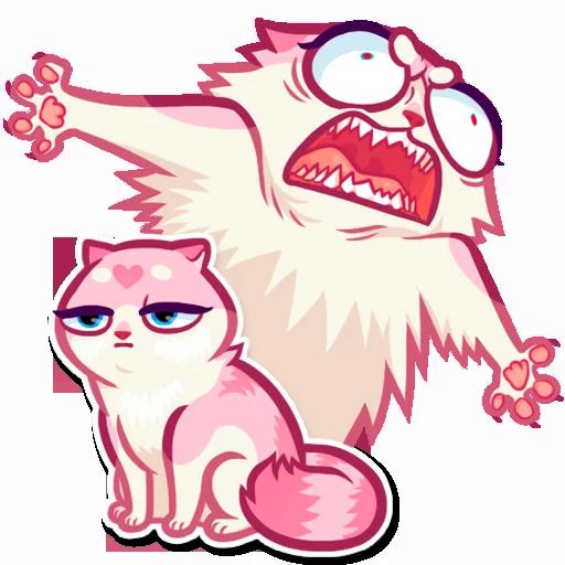 Pussy Cat - Sticker 28