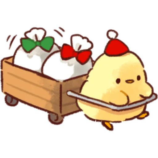 soft and cute chick 06 - Sticker 2