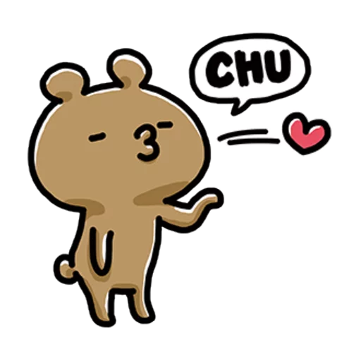 bearlove - Sticker 23