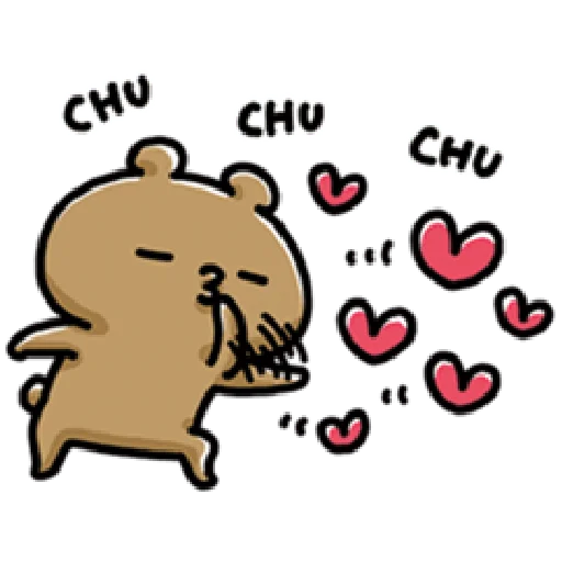 bearlove - Sticker 25