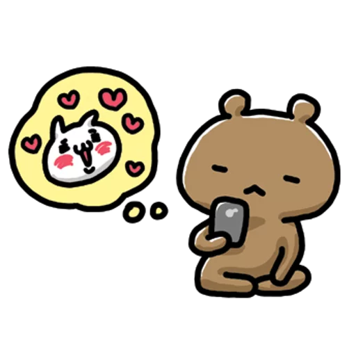 bearlove - Sticker 12
