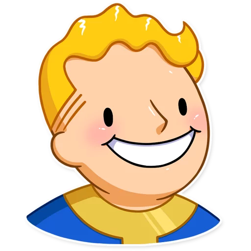 Fallout - Sticker 23