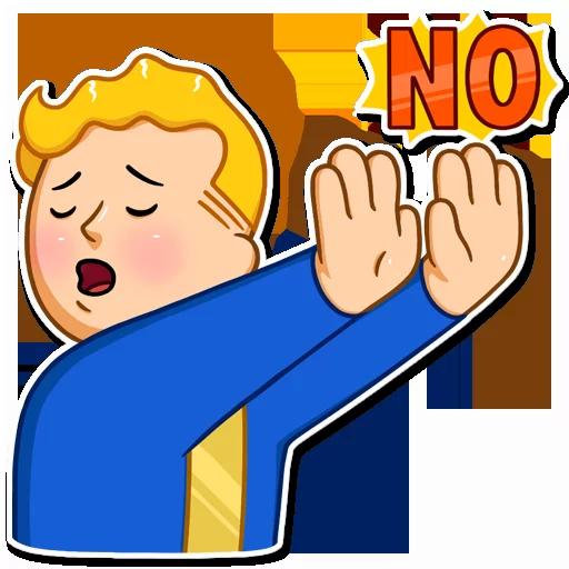 Fallout - Sticker 26