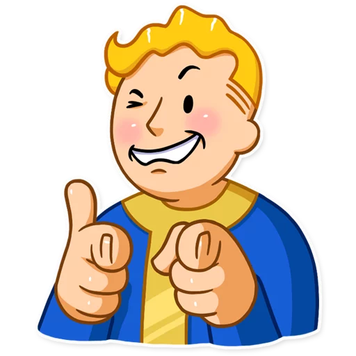 Fallout - Sticker 13