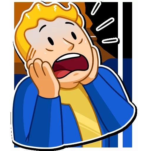 Fallout - Sticker 28