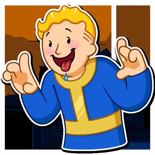 Fallout - Sticker 14