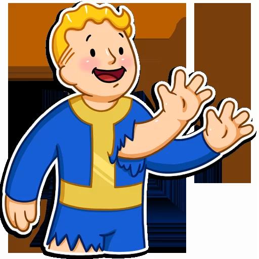 Fallout - Sticker 10