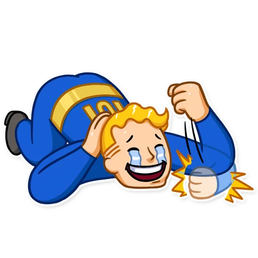 Fallout - Sticker 6