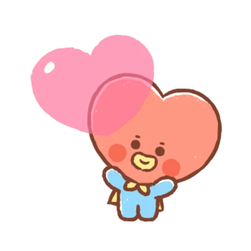BT21 - Sticker 2