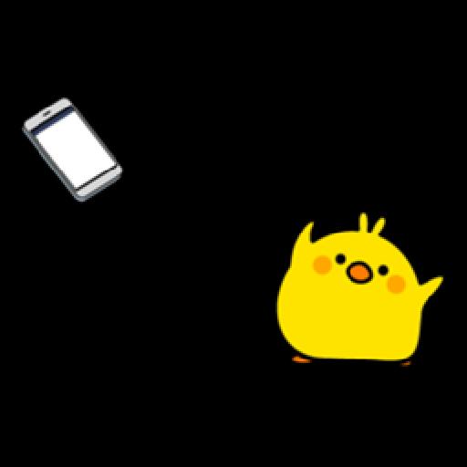 Plump Little Chick 1 - Sticker 11