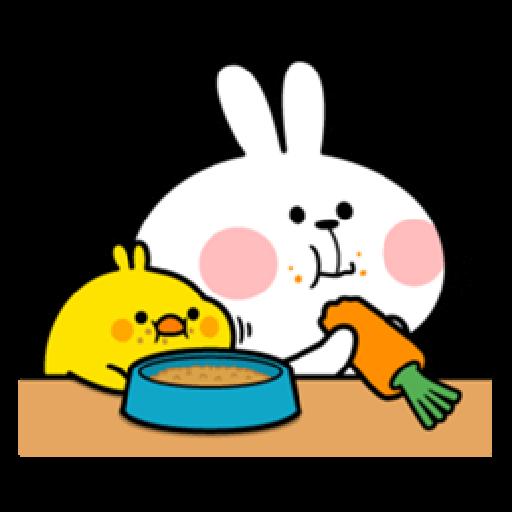 Plump Little Chick 1 - Sticker 9