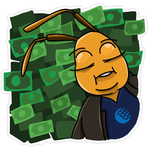 WebMoney - Sticker 13