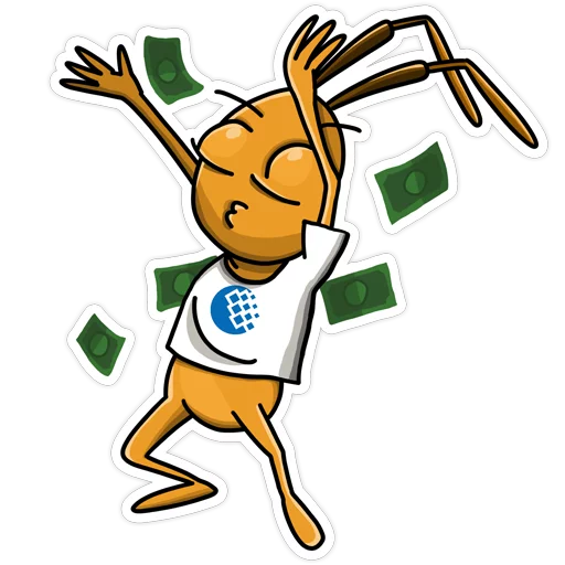WebMoney - Sticker 14