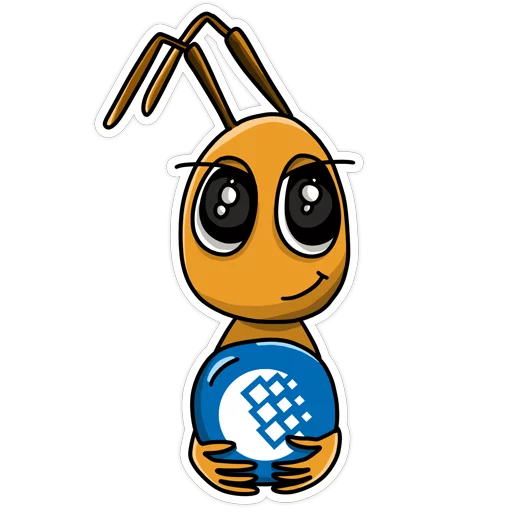 WebMoney - Sticker 6