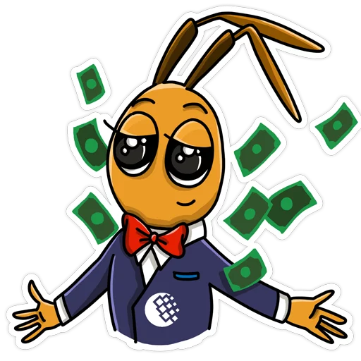 WebMoney - Sticker 5