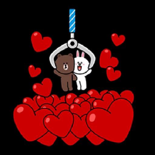 Brown - Sticker 15