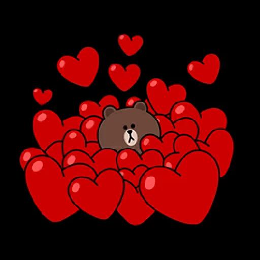 Brown - Sticker 8