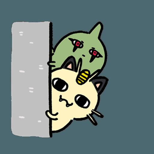 7 Pokemon - Sticker 3
