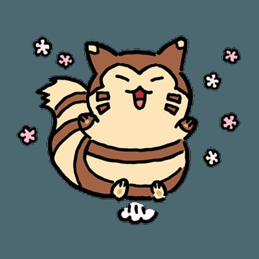 7 Pokemon - Sticker 21