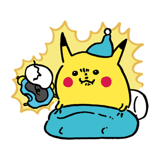 7 Pokemon - Sticker 23