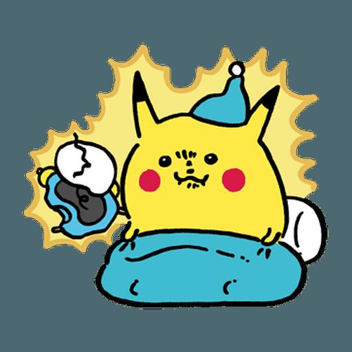 7 Pokemon - Sticker 23