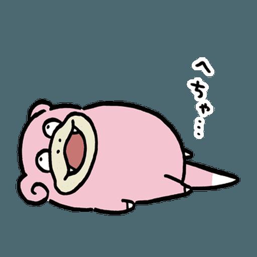 7 Pokemon - Sticker 15