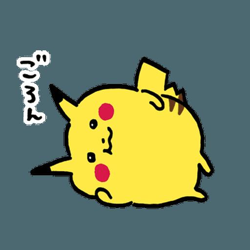 7 Pokemon - Sticker 5