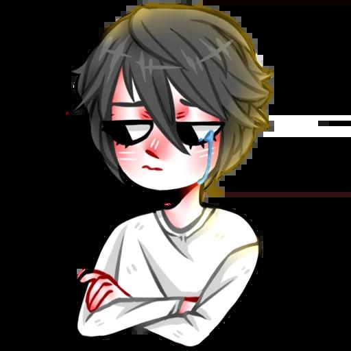 Death Note { Roritozokaru } - Sticker 4
