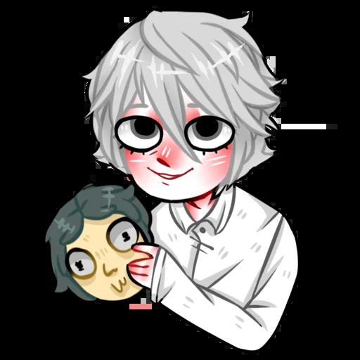 Death Note { Roritozokaru } - Sticker 6