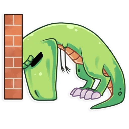 The almost good dinosaur - Sticker 19
