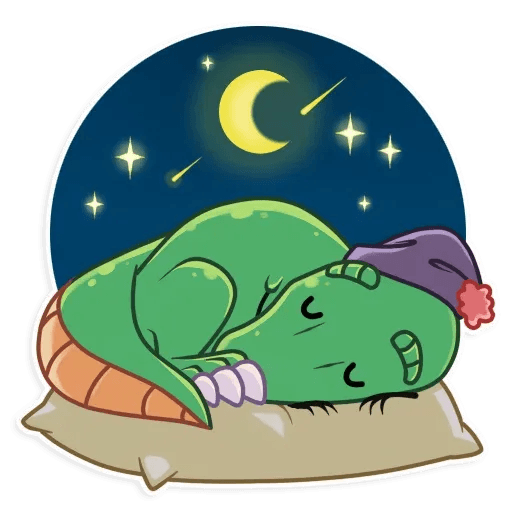 The almost good dinosaur - Sticker 25