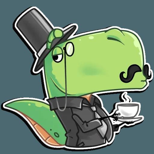 The almost good dinosaur - Sticker 27