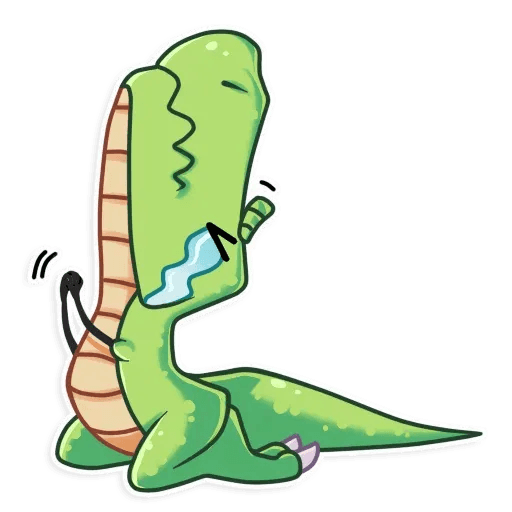 The almost good dinosaur - Sticker 13