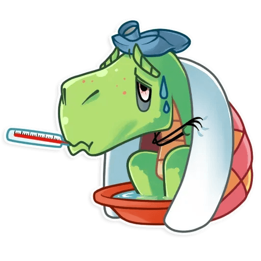 The almost good dinosaur - Sticker 28