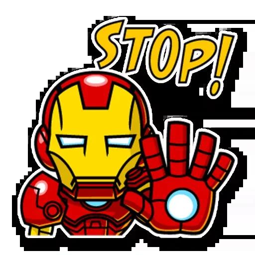 Marvel mini heroes - Sticker 19