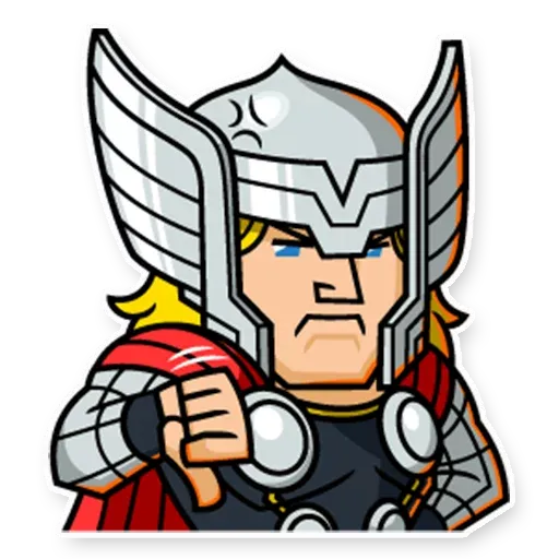 Marvel mini heroes - Sticker 3