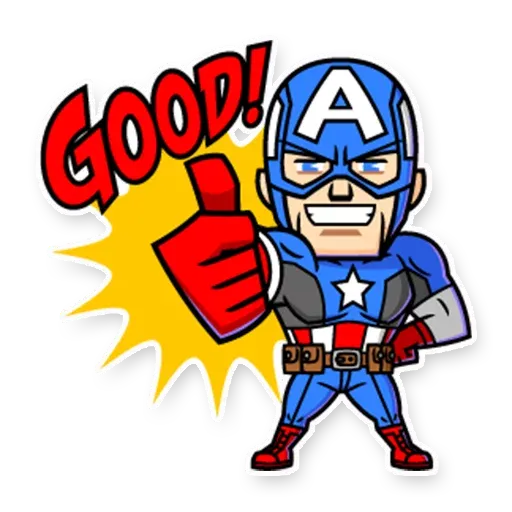 Marvel mini heroes - Sticker 1