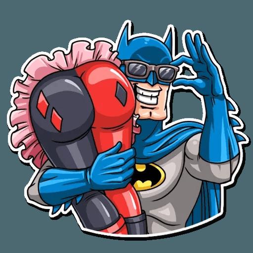 Silver Age Batman - Sticker 8
