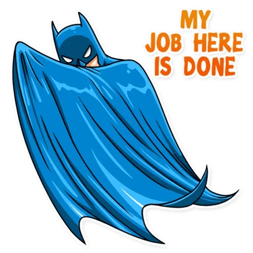 Silver Age Batman - Sticker 22