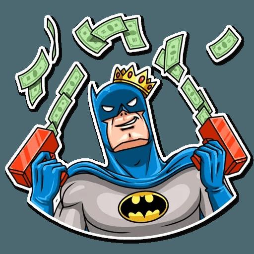 Silver Age Batman - Sticker 14