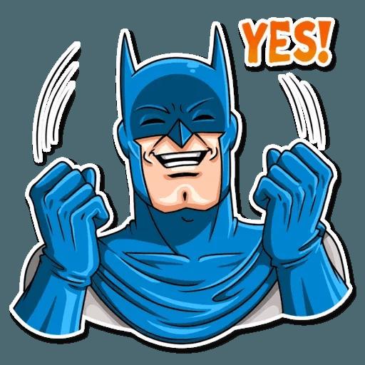 Silver Age Batman - Sticker 30
