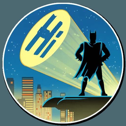 Silver Age Batman - Sticker 6