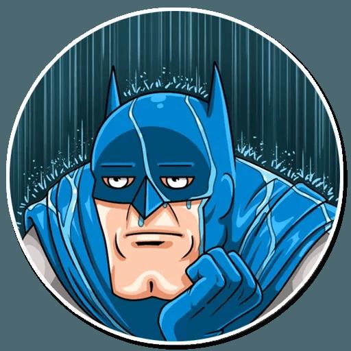 Silver Age Batman - Sticker 27