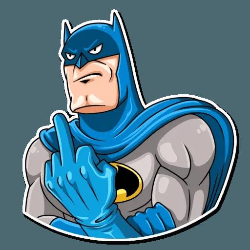 Silver Age Batman - Sticker 10